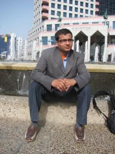 Bikash Bhattarai - president